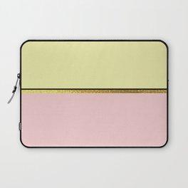 The Minimalist: Pastels Laptop Sleeve