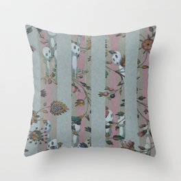 kodama Throw Pillow