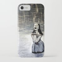 indigo iPhone & iPod Cases featuring Indigo by Terrel