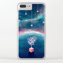 Last Hope Clear iPhone Case