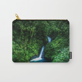 Jungle Waterfall Carry-All Pouch
