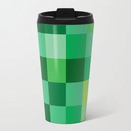 Squares of Luck Travel Mug