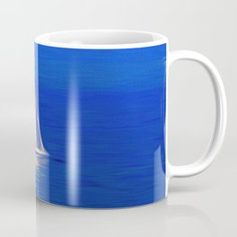 The Art Of Sailing Coffee Mug