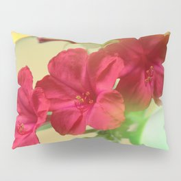Secret Garden | Five o'clocks  Pillow Sham