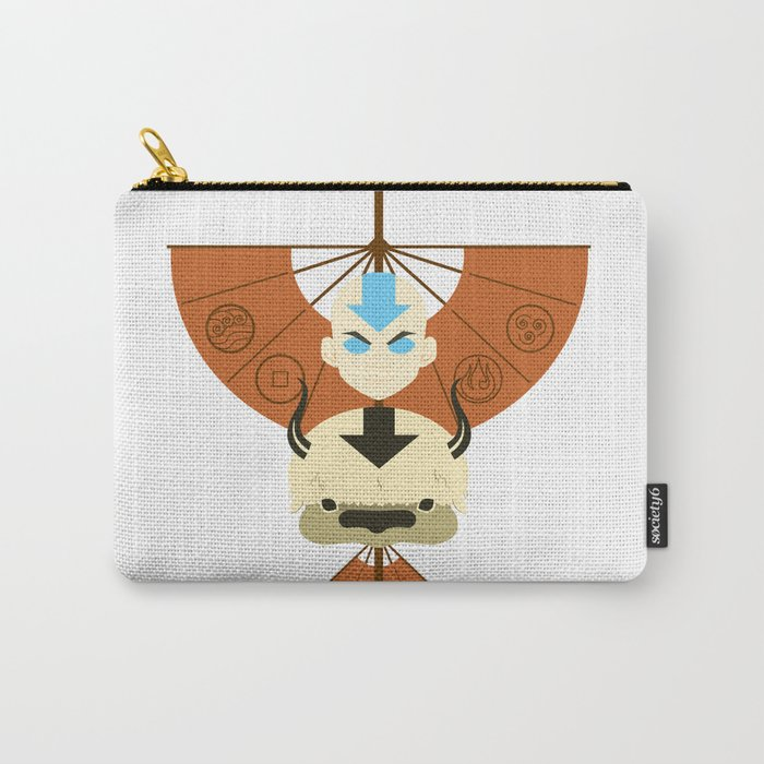 Yip Yip Carry-All Pouch