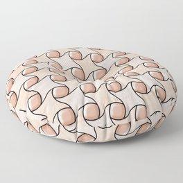 Tetrarcs Floor Pillow