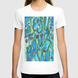 Jesu Tawa Pano T-shirt
