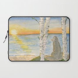 Shoreline Doggy Daze Laptop Sleeve