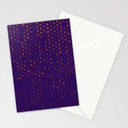 leo zodiac sign pattern po Stationery Cards