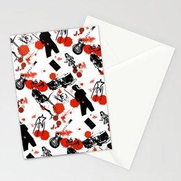 """""""Boy's"""" Tile 1 Stationery Cards"""