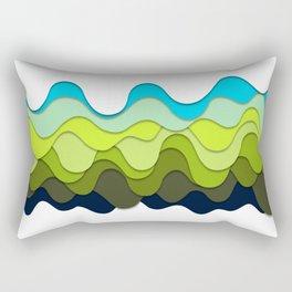 Evergreen Rectangular Pillow
