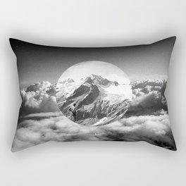 Cielo grigio e pungente Rectangular Pillow