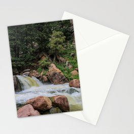 I Will Wait By The River Stationery Cards