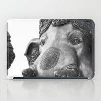 ganesh iPad Cases featuring Ganesh  by PabloEgM
