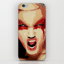 The Animal inside of me iPhone Skin
