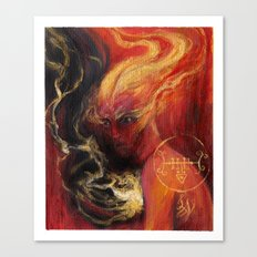 Furfur Canvas Print