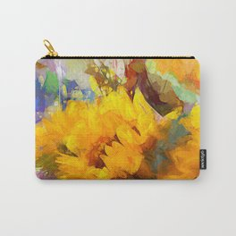 Sunflower 2018 Carry-All Pouch