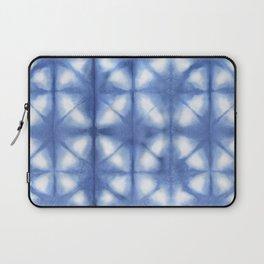 Shibori Itajime Laptop Sleeve