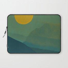 The Hills Felt Green That Evening Laptop Sleeve
