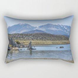 Mono Lake Tufa, No. 6 Rectangular Pillow