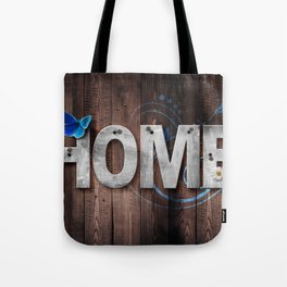 Home Sweet Home 1 Tote Bag