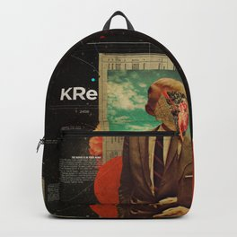 Exhaling My Thoughts Backpack