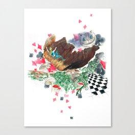 Alice in Rockland Canvas Print
