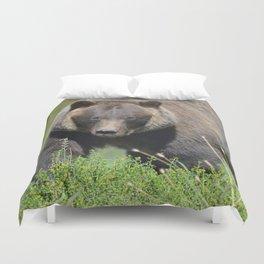 Brown Bear - Alaska Duvet Cover