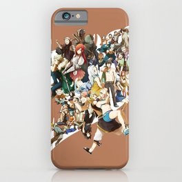 Fairy Tail iPhone Case