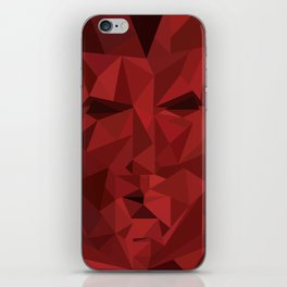 The Warlord iPhone Skin