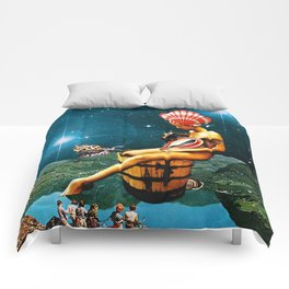 Amphitrite Comforters