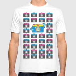 We are watching you. PEACE!!! T-shirt