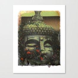 Adventurer's Club image transfer Canvas Print