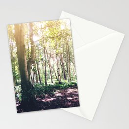 Dappled Forest Stationery Cards