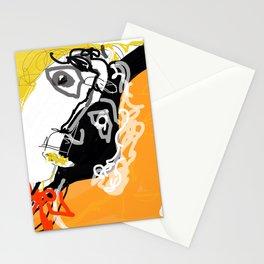Snow-owl Stationery Cards
