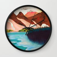 outdoor Wall Clocks featuring Outdoor by salauliamusu