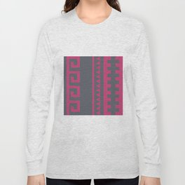 Indian Designs 159 Long Sleeve T-shirt
