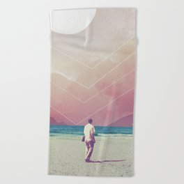 Someday maybe You will Understand Beach Towel