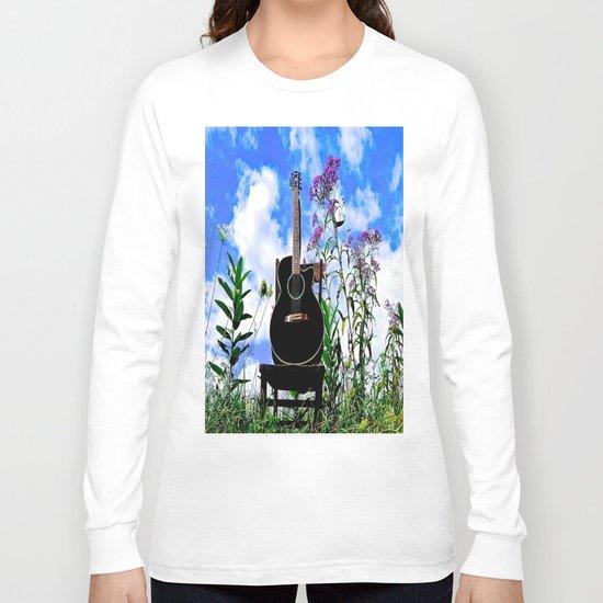 Music & Nature Long Sleeve T-shirt