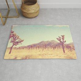 Joshua Tree desert photograph. No. 189 Rug
