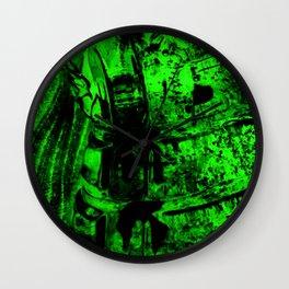 Ice Green Wall Clock