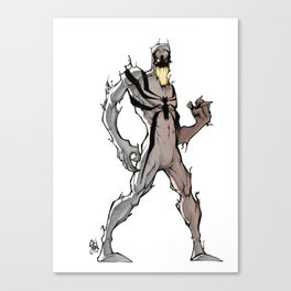 Antivenom Canvas Print