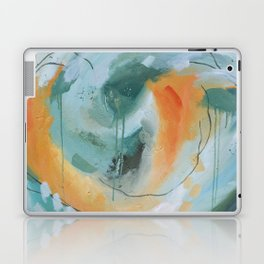Learned To Let Go Laptop & iPad Skin