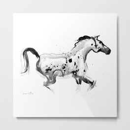 Horse (Dappled Beauty) Metal Print