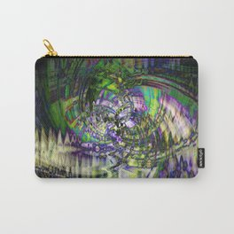 Spin The Wheel Carry-All Pouch