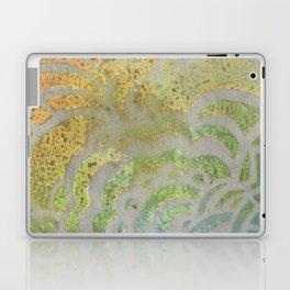 Drawing Meditation: Stencil 1 - Print 7 Laptop & iPad Skin