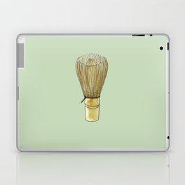 Chasen. Matcha whisk Laptop & iPad Skin