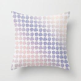 Roses pattern V Throw Pillow