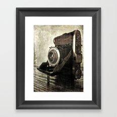 1950 Baldinette Framed Art Print