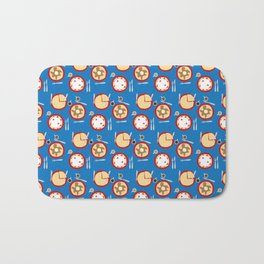 Weekends are for Waffles Bath Mat